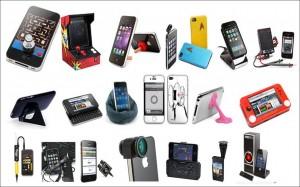 telefonų priedai